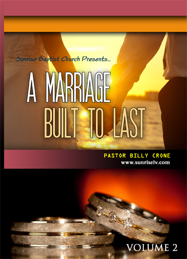 A Marriage Built to Last - Volume 2